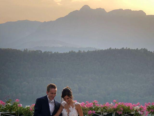 Il matrimonio di Davide e Francesca a Villa Lagarina, Trento 3