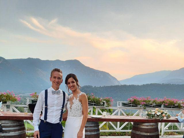Il matrimonio di Davide e Francesca a Villa Lagarina, Trento 4