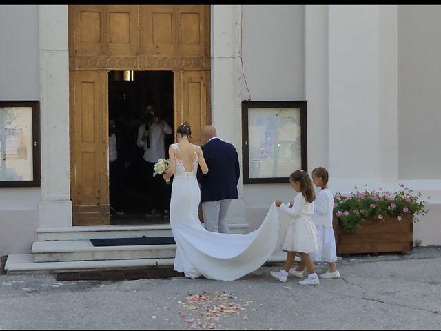 Il matrimonio di Davide e Francesca a Villa Lagarina, Trento 2