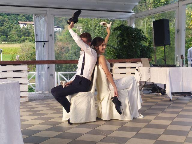 Il matrimonio di Davide e Francesca a Villa Lagarina, Trento 6
