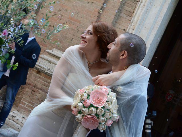 Il matrimonio di Barbara e Omar a Perugia, Perugia 1