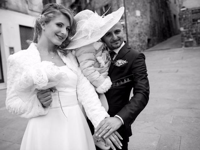 Il matrimonio di Fabio e Irina a Campagnatico, Grosseto 7