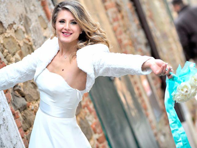 Il matrimonio di Fabio e Irina a Campagnatico, Grosseto 3