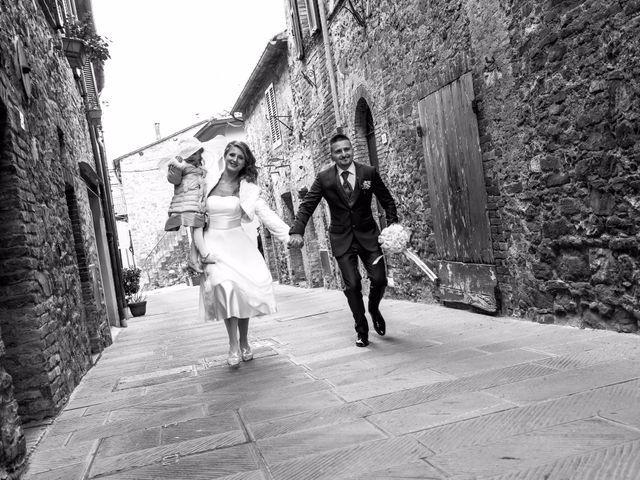 Il matrimonio di Fabio e Irina a Campagnatico, Grosseto 8