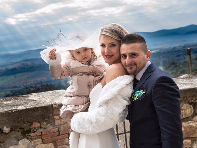 Il matrimonio di Fabio e Irina a Campagnatico, Grosseto 12