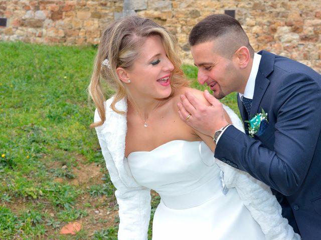 Il matrimonio di Fabio e Irina a Campagnatico, Grosseto 15