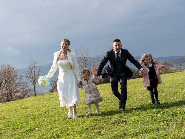 Il matrimonio di Fabio e Irina a Campagnatico, Grosseto 16