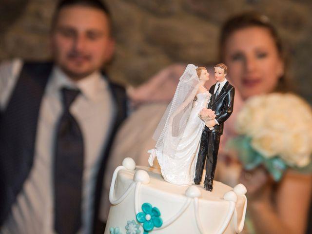 Il matrimonio di Fabio e Irina a Campagnatico, Grosseto 20