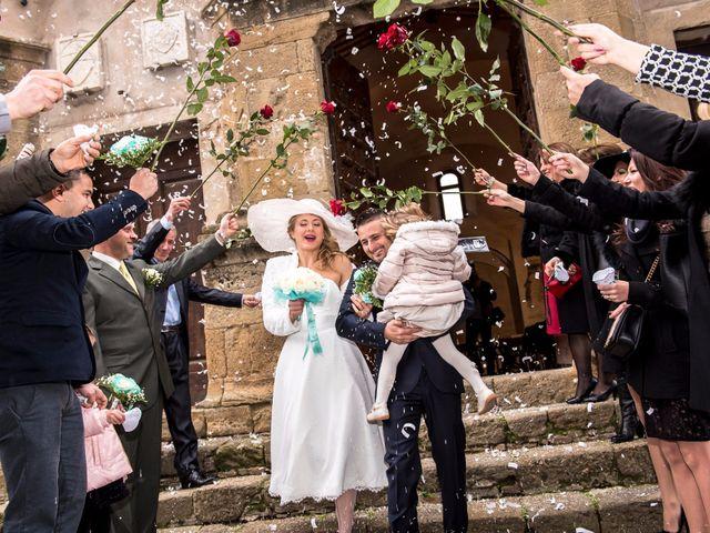 Il matrimonio di Fabio e Irina a Campagnatico, Grosseto 6