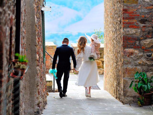 Il matrimonio di Fabio e Irina a Campagnatico, Grosseto 14