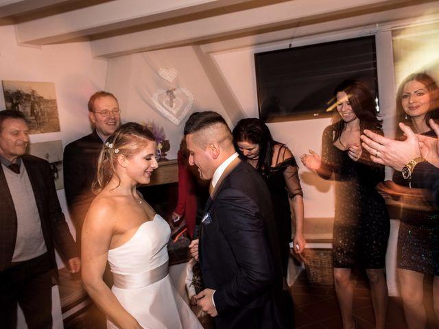 Il matrimonio di Fabio e Irina a Campagnatico, Grosseto 17