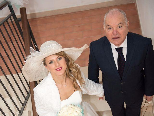 Il matrimonio di Fabio e Irina a Campagnatico, Grosseto 4