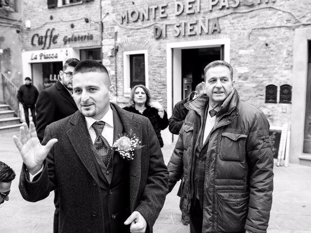 Il matrimonio di Fabio e Irina a Campagnatico, Grosseto 46
