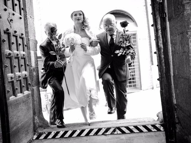 Il matrimonio di Fabio e Irina a Campagnatico, Grosseto 50