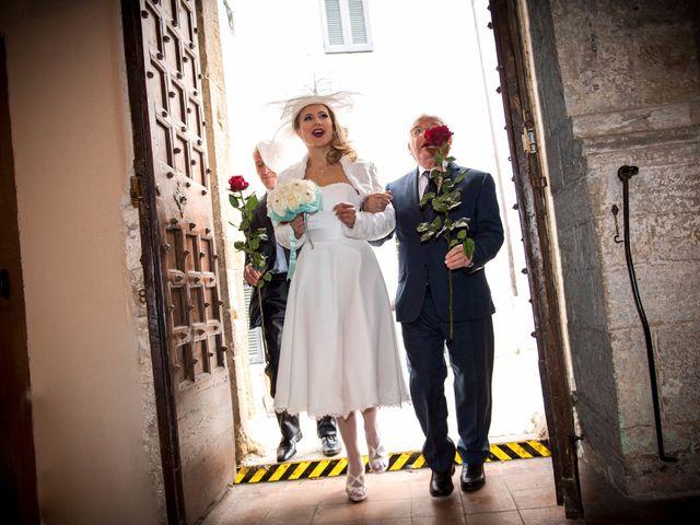 Il matrimonio di Fabio e Irina a Campagnatico, Grosseto 51