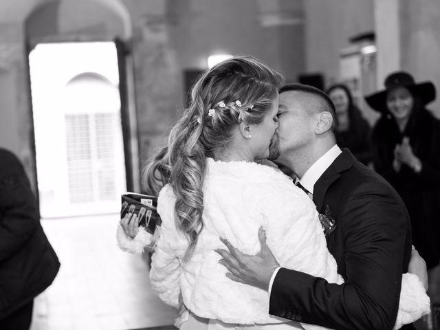 Il matrimonio di Fabio e Irina a Campagnatico, Grosseto 52