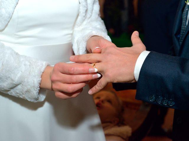 Il matrimonio di Fabio e Irina a Campagnatico, Grosseto 53