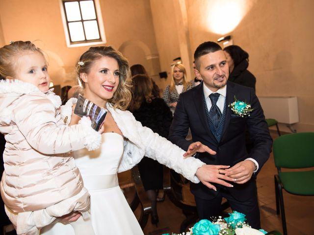 Il matrimonio di Fabio e Irina a Campagnatico, Grosseto 54