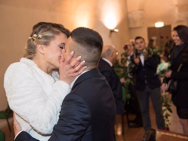 Il matrimonio di Fabio e Irina a Campagnatico, Grosseto 55