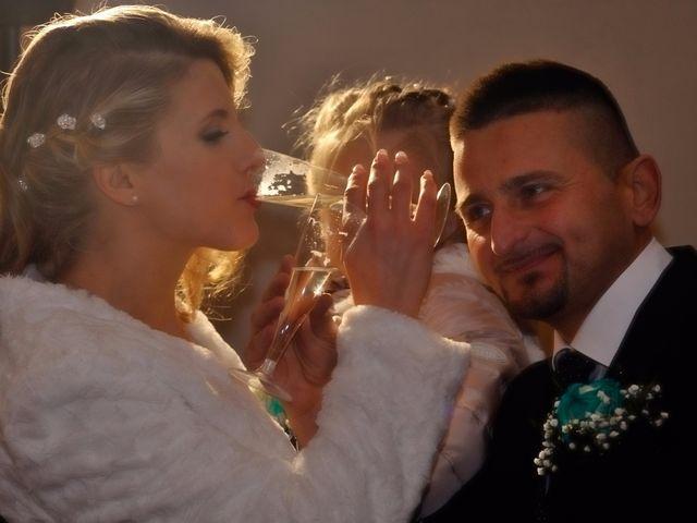 Il matrimonio di Fabio e Irina a Campagnatico, Grosseto 57
