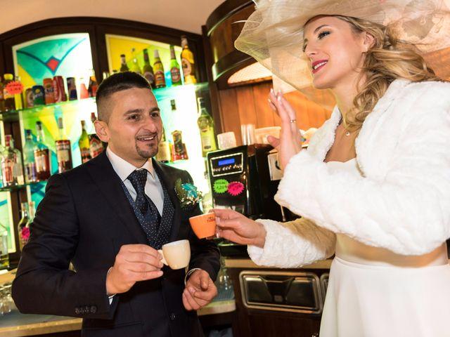 Il matrimonio di Fabio e Irina a Campagnatico, Grosseto 18