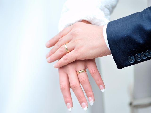 Il matrimonio di Fabio e Irina a Campagnatico, Grosseto 21