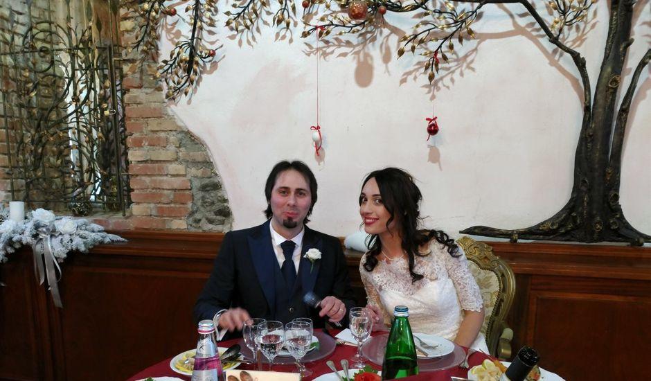 Il matrimonio di Vincenzo e Francesca Romana a Roma, Roma