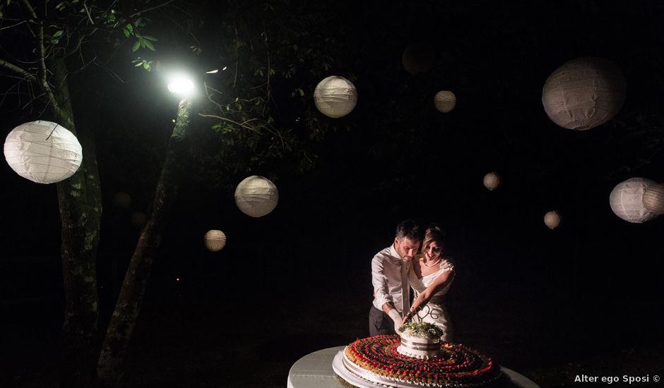 Il matrimonio di Nevio e Giada a Aulla, Massa Carrara