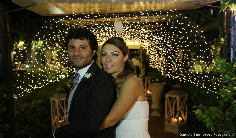 Il matrimonio di Fabrizio e Federica a Napoli, Napoli