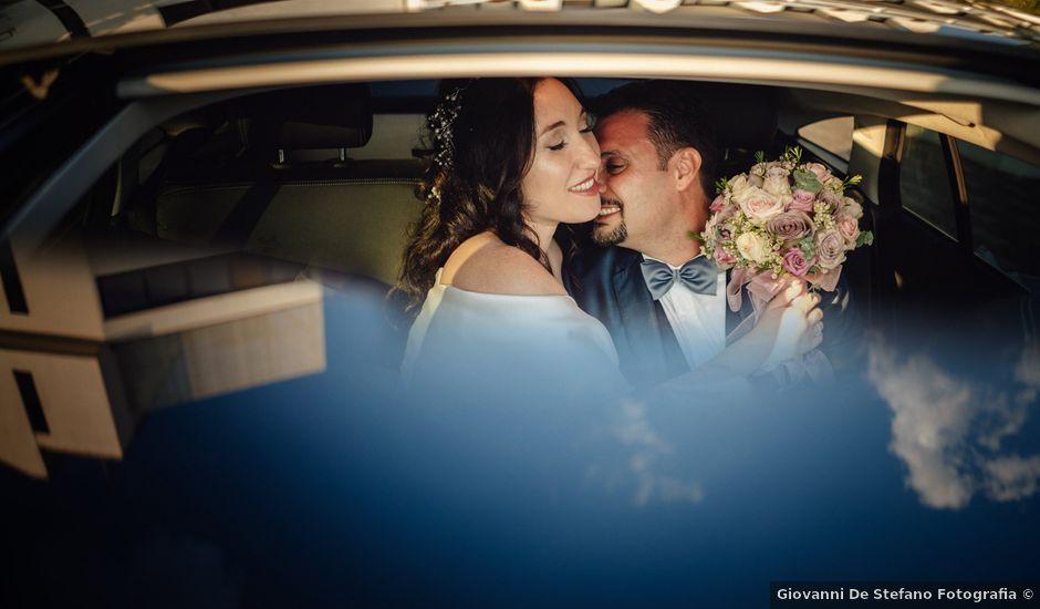 Il matrimonio di Nicola e Lilya a Maratea, Potenza