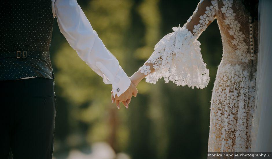 Il matrimonio di Paolo e Giulia a Montespertoli, Firenze