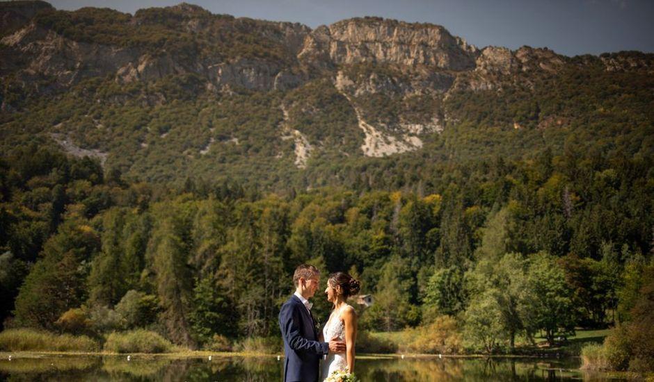 Il matrimonio di Davide e Francesca a Villa Lagarina, Trento