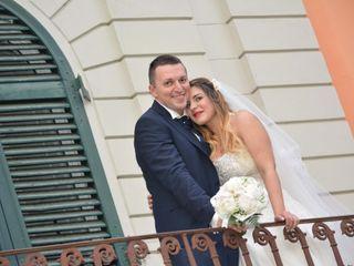 Le nozze di Linda e Massimo