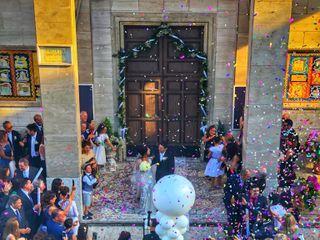 Le nozze di Giorgia e Francesco  1