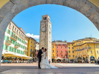 Le nozze di Erica e Renzo