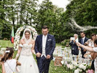 Le nozze di Irene e Diego