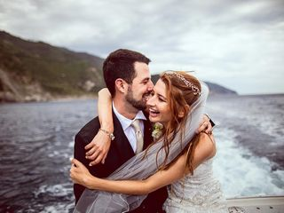 Le nozze di Emily e Jason