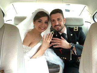 Le nozze di Maria Pia e Alfredo
