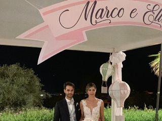 Le nozze di Marco e Elisabetta 2