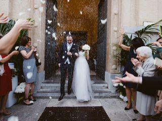 Le nozze di Irene e Roberto