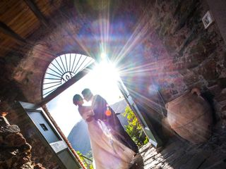 Le nozze di Svetlana e Marco
