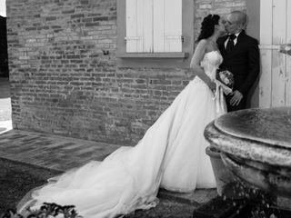 Le nozze di Claudio e Sabrina