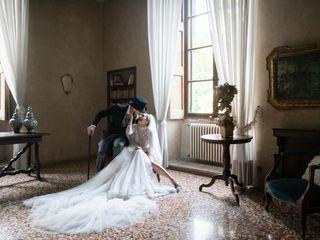 Le nozze di Anna e Alberto