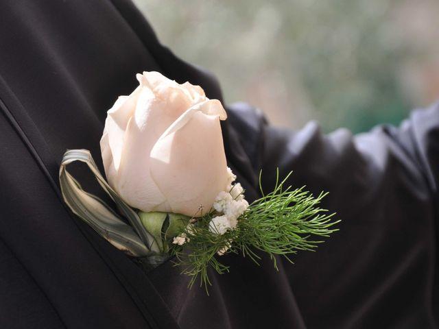 Il matrimonio di Massimo e Linda a Monsummano Terme, Pistoia 11