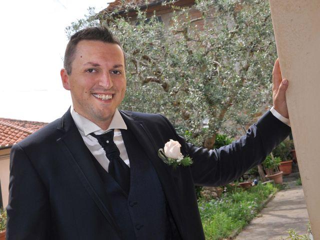 Il matrimonio di Massimo e Linda a Monsummano Terme, Pistoia 14