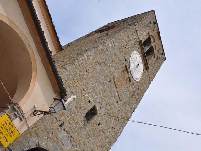 Il matrimonio di Massimo e Linda a Monsummano Terme, Pistoia 15