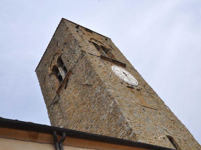 Il matrimonio di Massimo e Linda a Monsummano Terme, Pistoia 16