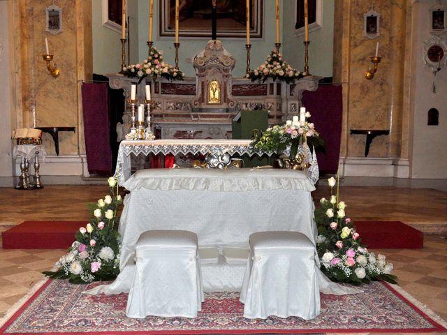 Il matrimonio di Massimo e Linda a Monsummano Terme, Pistoia 18
