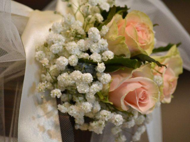 Il matrimonio di Massimo e Linda a Monsummano Terme, Pistoia 20