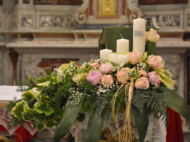 Il matrimonio di Massimo e Linda a Monsummano Terme, Pistoia 23